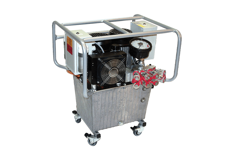 electric hydraulic pump