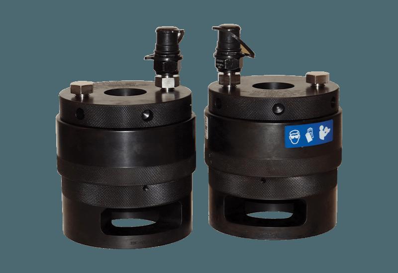 hydraulic tensioning